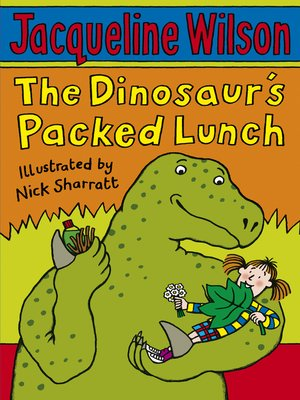 cover image of The Dinosaur's Packed Lunch