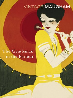 cover image of The Gentleman In the Parlour