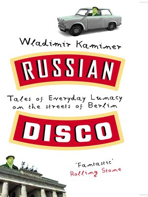 cover image of Russian Disco