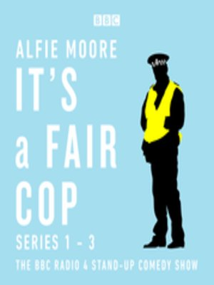 cover image of It's a Fair Cop--Series 1-3