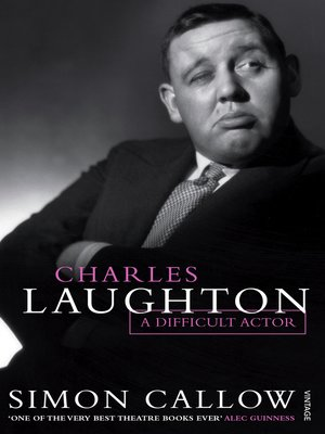 cover image of Charles Laughton