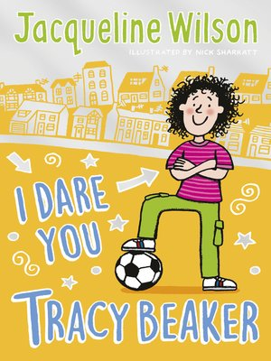 cover image of I Dare You, Tracy Beaker