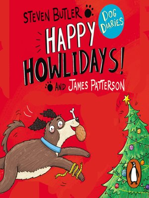 cover image of Dog Diaries: Happy Howlidays!