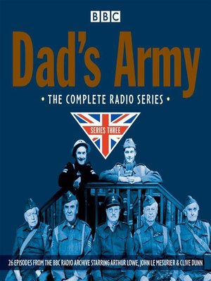 cover image of Dad's Army, Complete Radio Series 3