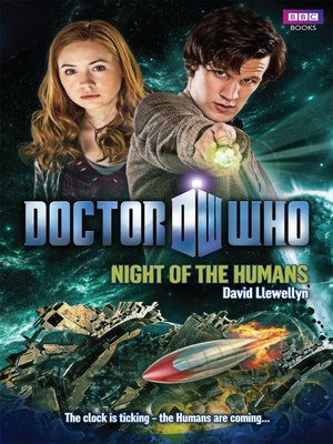 cover image of Night of the Humans