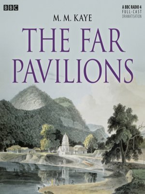 cover image of The Far Pavilions