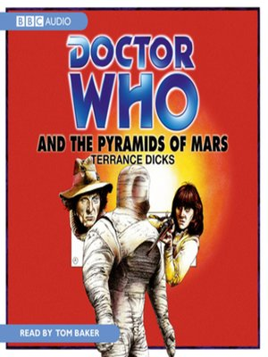 cover image of Doctor Who and the Pyramids of Mars