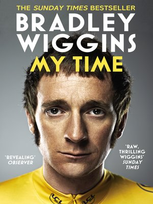 cover image of Bradley Wiggins