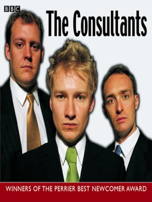 cover image of The Consultants
