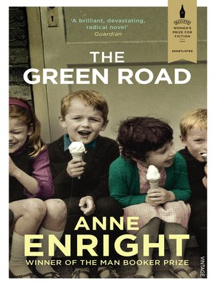 cover image of The Green Road