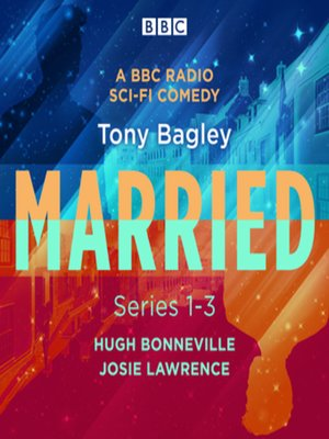 cover image of Married, Series 1-3