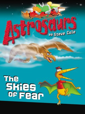 cover image of Astrosaurs 5
