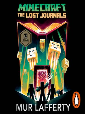 cover image of Minecraft, The Lost Journals