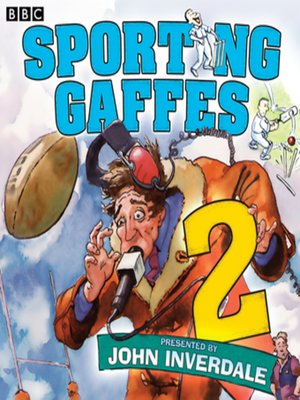 cover image of Sporting Gaffes, Volume 2