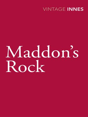 cover image of Maddon's Rock