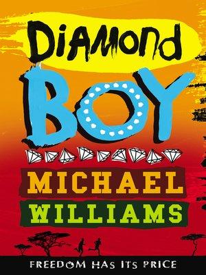 cover image of Diamond Boy