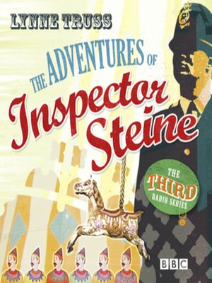 cover image of The Adventures of Inspector Steine