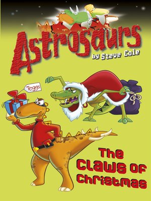 cover image of Astrosaurs 11