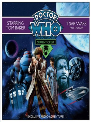 cover image of Tsar Wars