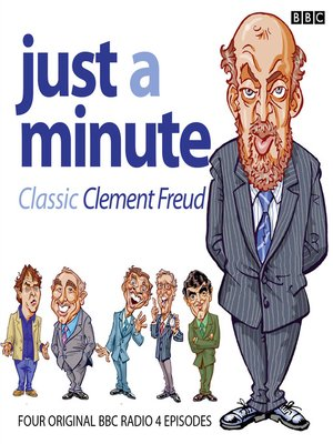 cover image of Clement Freud Classics