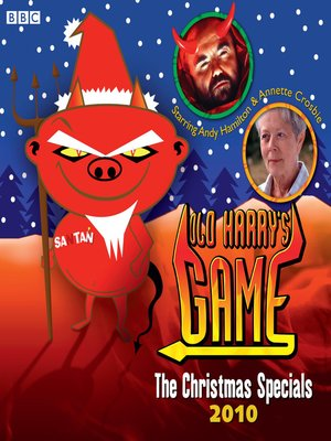 cover image of Old Harry's Game: The Christmas Specials 2010, Episode 1