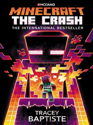 cover image of Minecraft: The Crash