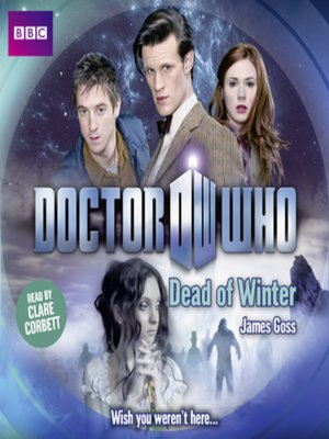 cover image of Doctor Who--Dead of Winter