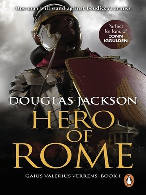 cover image of Hero of Rome