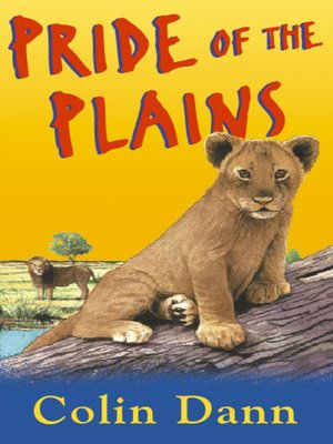 cover image of Pride of the Plains