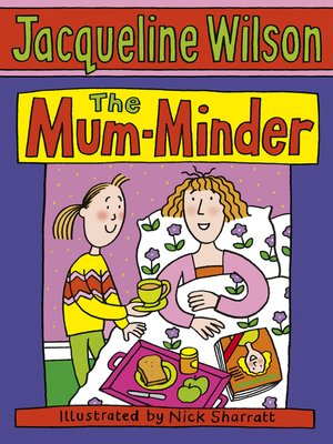 cover image of The Mum-Minder