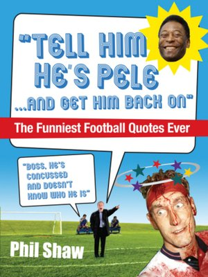cover image of Tell Him He's Pele