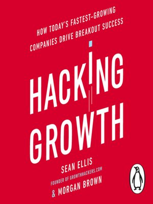 cover image of Hacking Growth