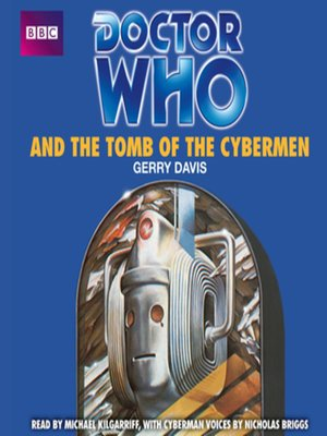 cover image of Doctor Who and the Tomb of the Cybermen