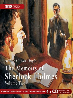 cover image of The Memoirs of Sherlock Holmes, Volume 2