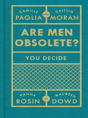 cover image of Are Men Obsolete?