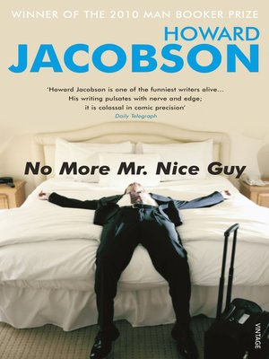 cover image of No More Mr Nice Guy