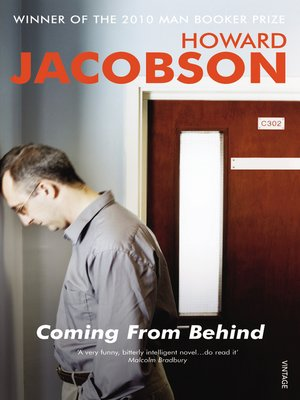 cover image of Coming From Behind