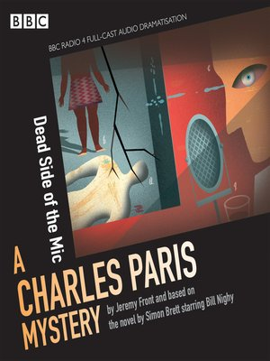 cover image of Charles Paris--The Dead Side of the Mic