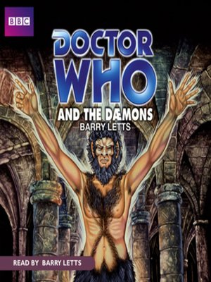 cover image of Doctor Who and the Daemons