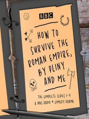 cover image of How to Survive the Roman Empire, by Pliny and Me--The Complete Series 1-3