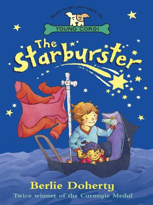 cover image of The Starburster