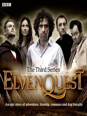 cover image of ElvenQuest, Series 3