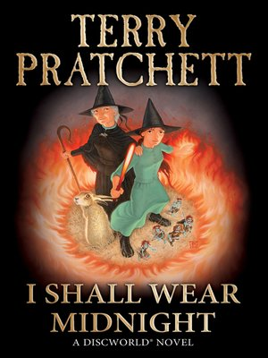 cover image of I Shall Wear Midnight