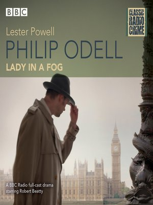 cover image of Philip Odell, Lady in a Fog