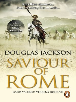cover image of Saviour of Rome