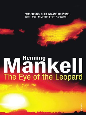 cover image of The Eye of the Leopard