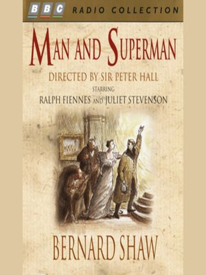 cover image of Man & Superman