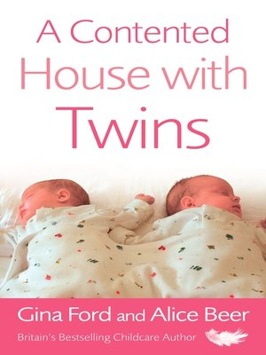 cover image of A Contented House with Twins