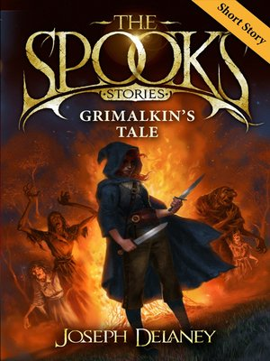 cover image of Grimalkin's Tale