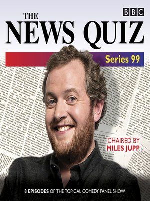 cover image of The News Quiz, Series 99